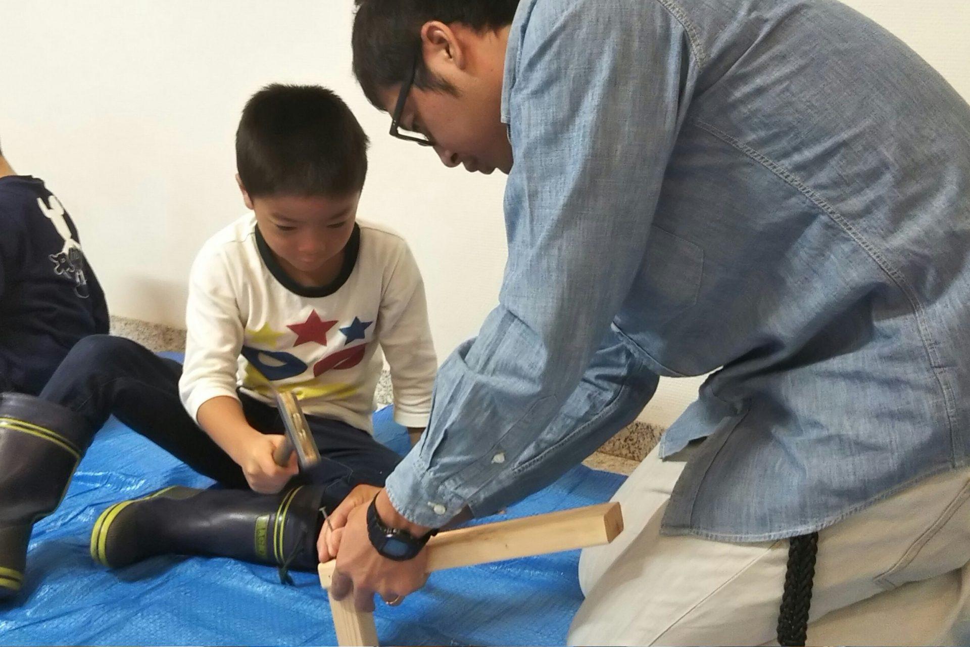 2018年9月30日開催 いす造り木工教室の画像2