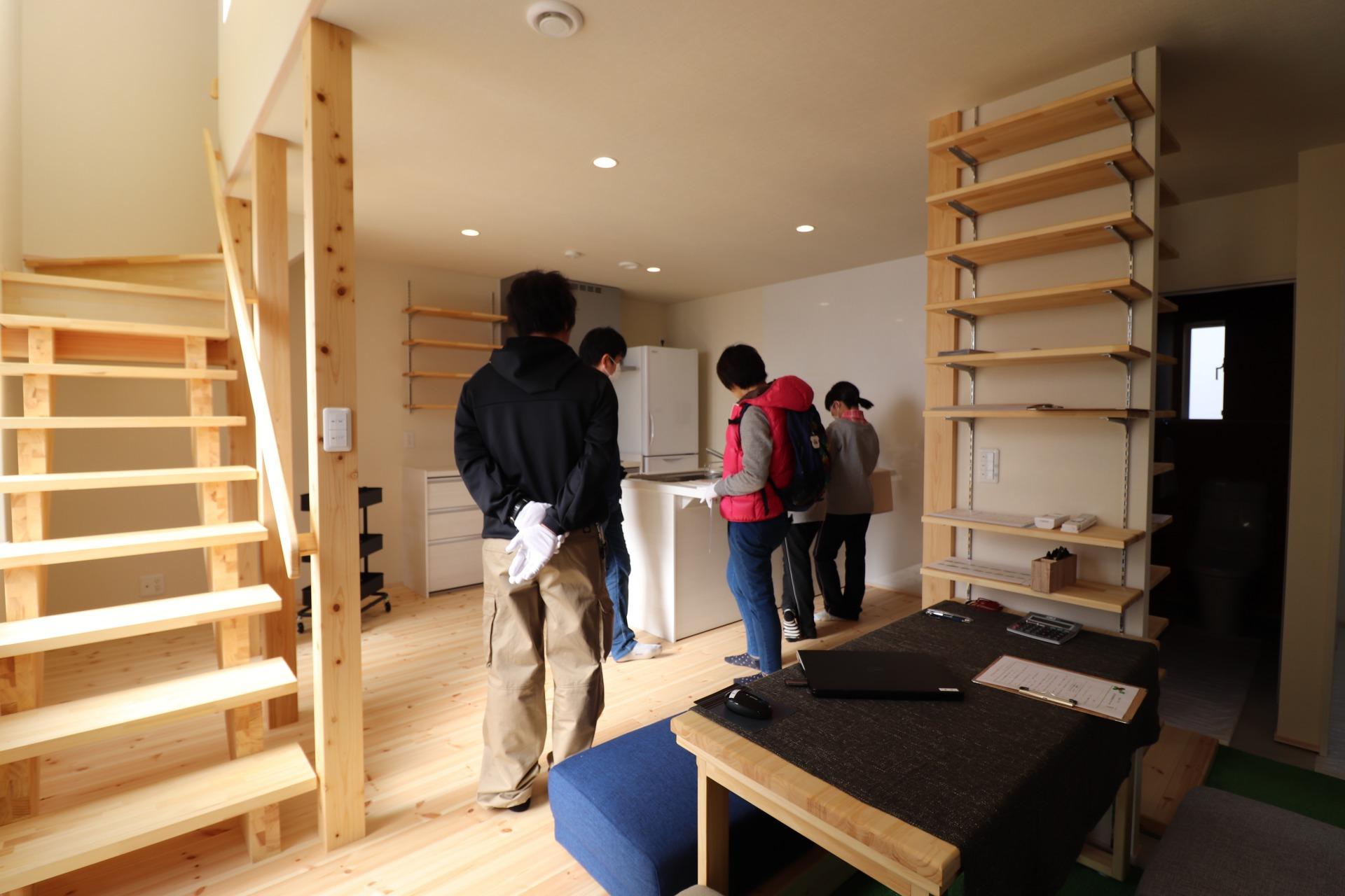2019年1月12・13・14日開催松川村オープンハウスの画像3
