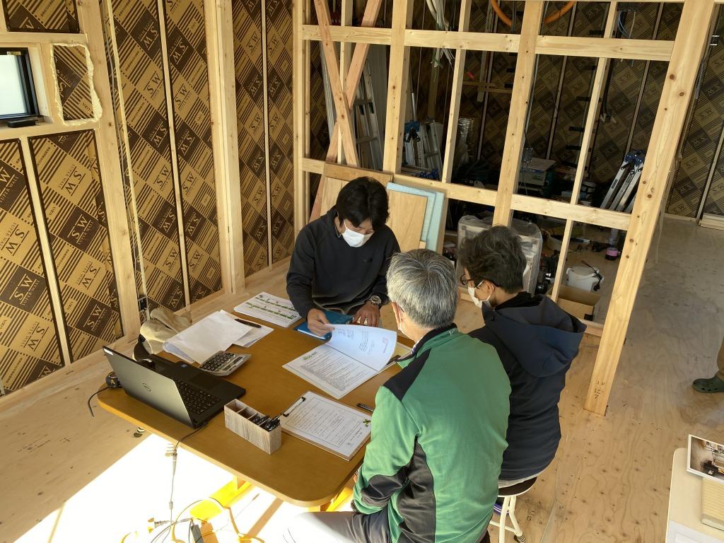 2020年10月25日開催安曇野市豊科構造見学会の画像4
