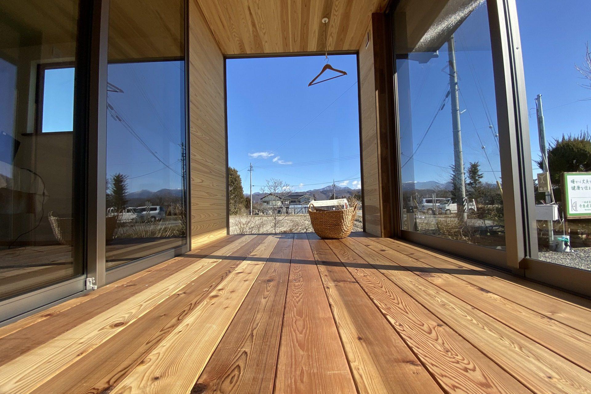 2021年1月31~2月7日開催 安曇野市豊科『北アルプスと共に』オープンハウスの画像9